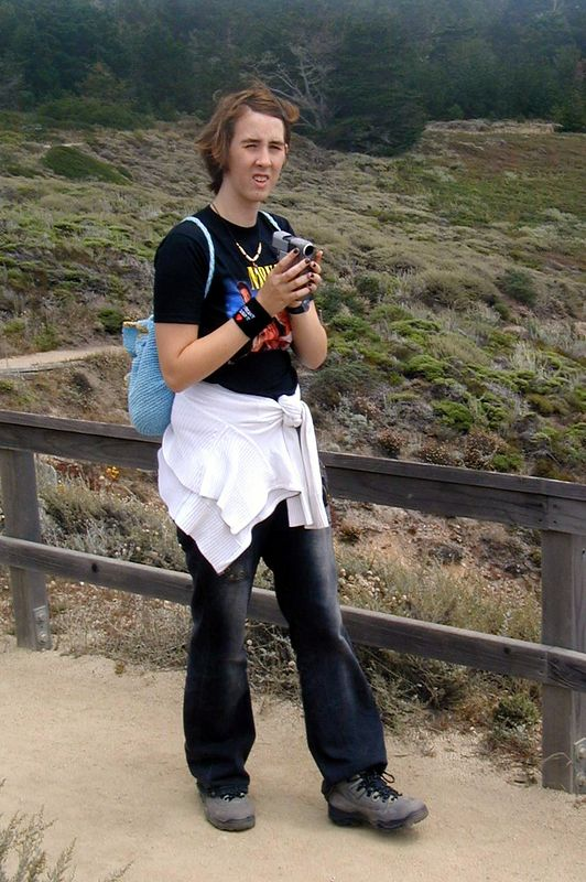 Point Lobos<br /> South Plateau Trail<br /> Jenny