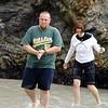 Point Lobos<br /> China Cove Beach<br /> Dann erforschen sie die andere Seite.