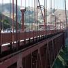 Looking South, Golden Gate Bridge