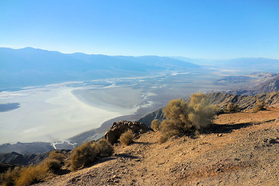 Dante's View (more than 5000 feet above Badwater)