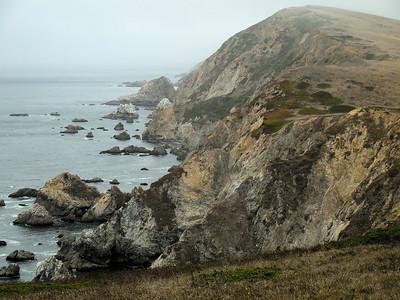 California North Coast Summer 2017