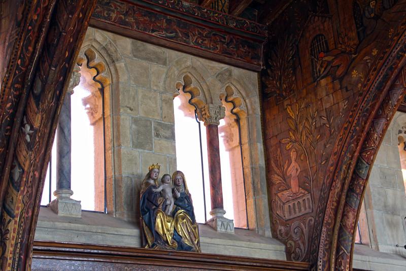 Hearst Castle, Religious Art Work