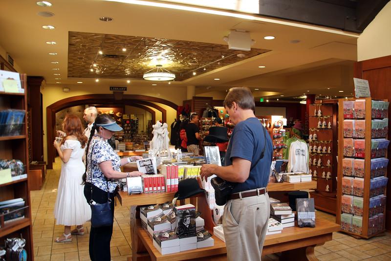 Hearst Castle, Gift Shop