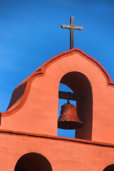 Lompoc California, La Purisima Mission Tower