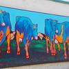 Lompoc California, Cow Mural