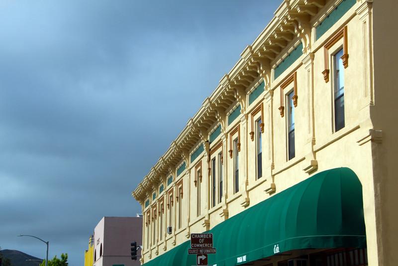 Lompoc California,  Architectural Details