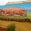 Lompoc California, Pioneer Mural