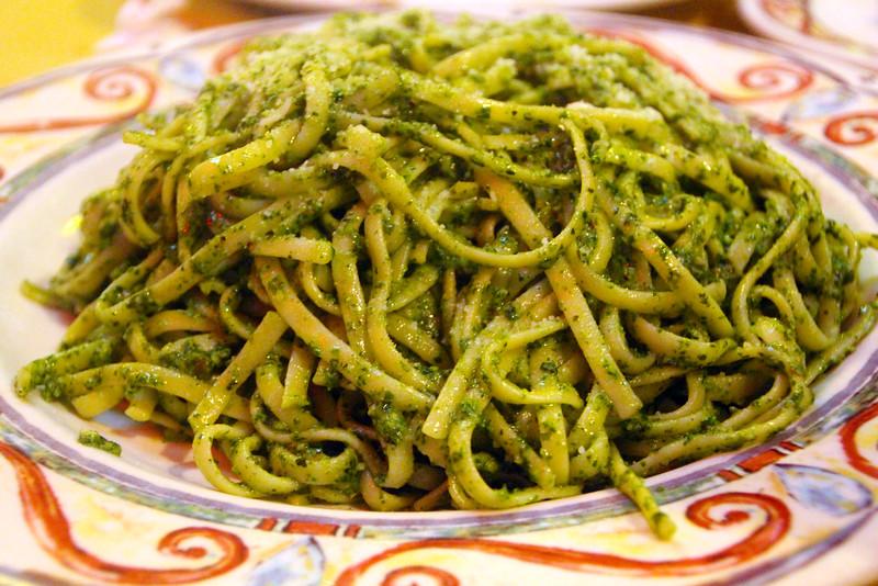 Lompoc California, La Botte Italian Restaurant, Fresh Pasta