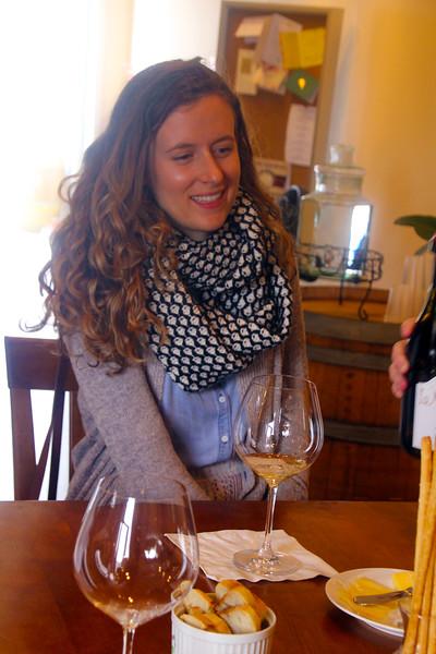Lompoc California, La Montagne Wine Tasting