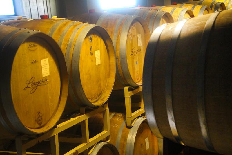 Lompoc California, Longoria Winery