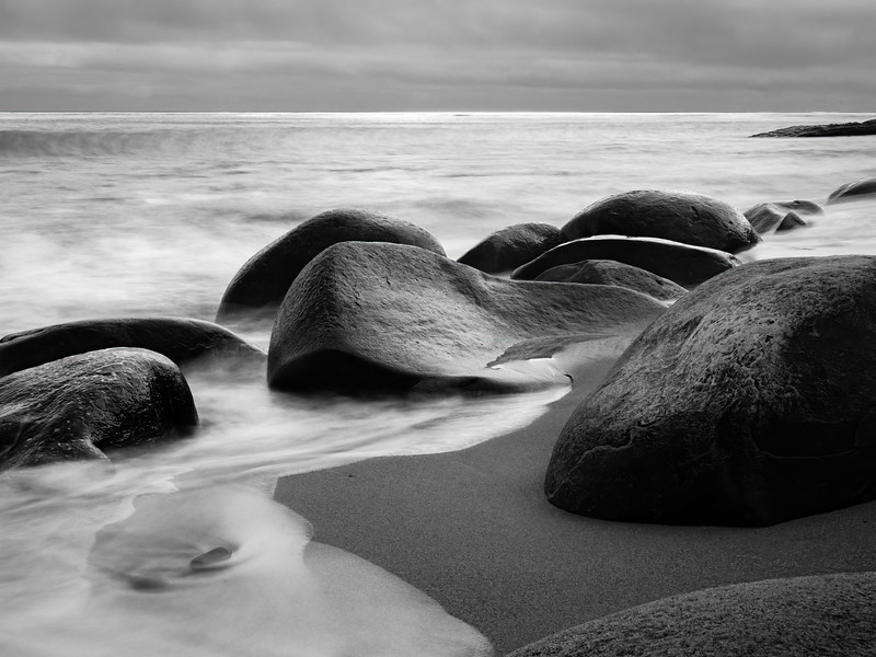 Rocks and Tide