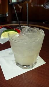Rock Melon Daisy Cocktail