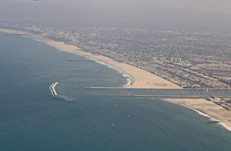 Los Aneles Coastline