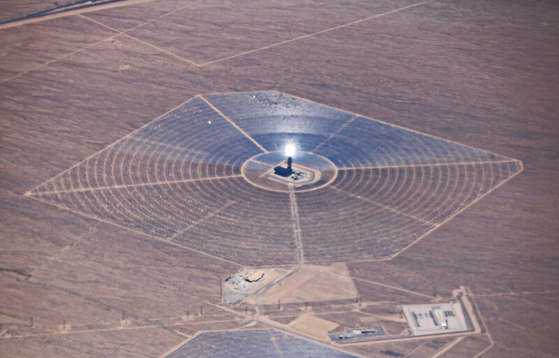 Concentrated Solar Power and Reserve