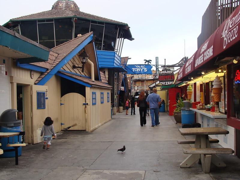 Pier Shops