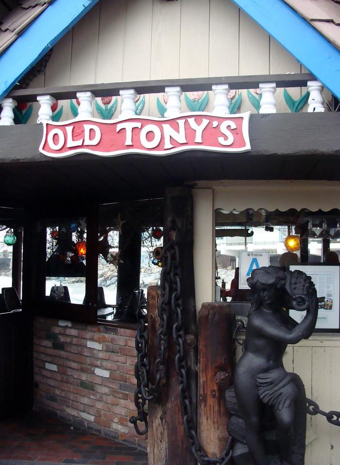Old Tony's on the Pier
