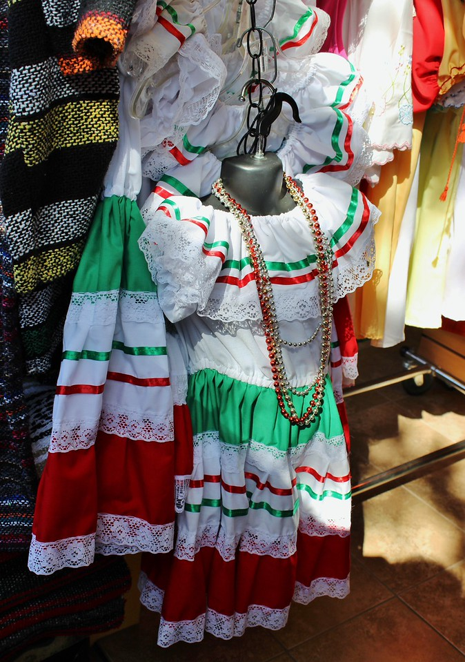 Mexican Fiesta Clothing