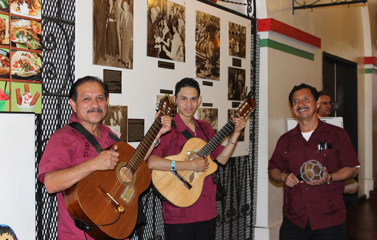 Mariache Musicians