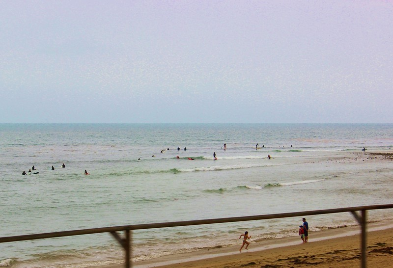Surfers and Swimmers