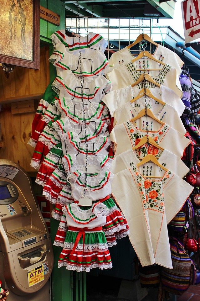 Children's Festive Mexican Clothing