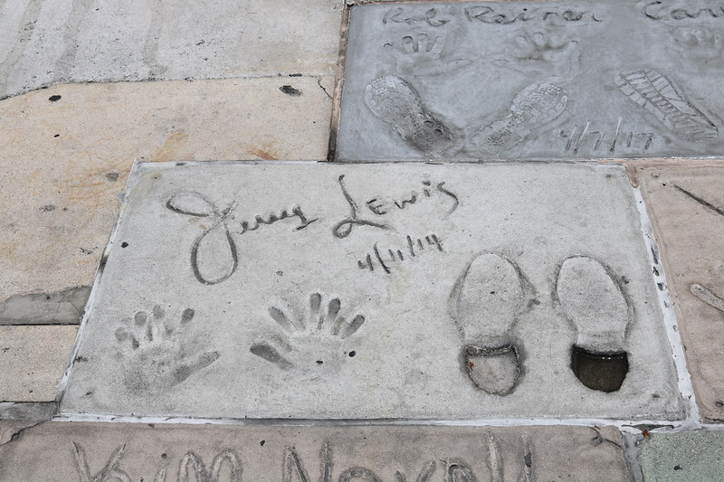Jerry Lewis, Rob Reiner
