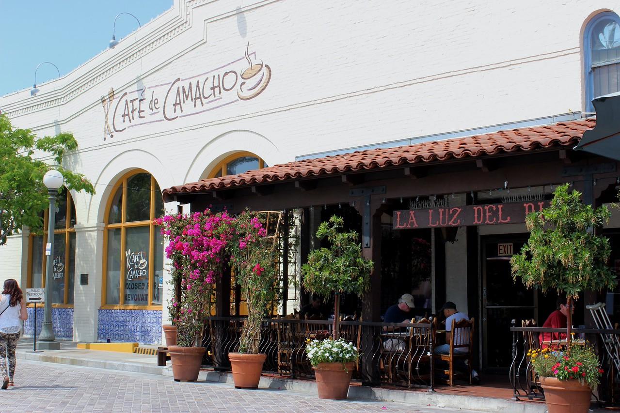 Cafe de Camacho