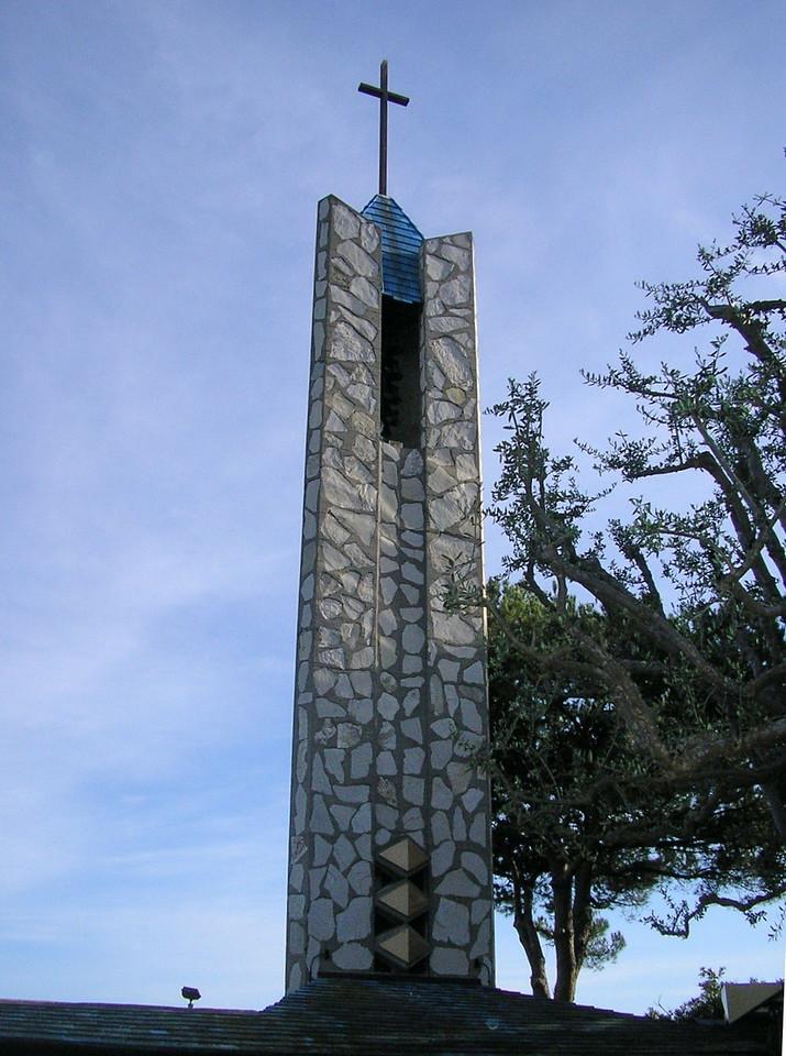 Wayfarers Chapel Steeple