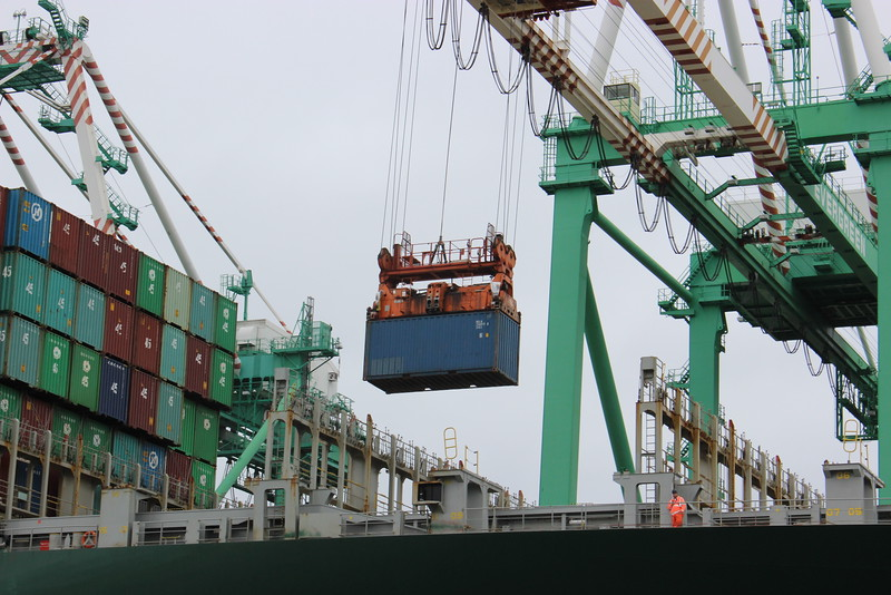 Loading a Container