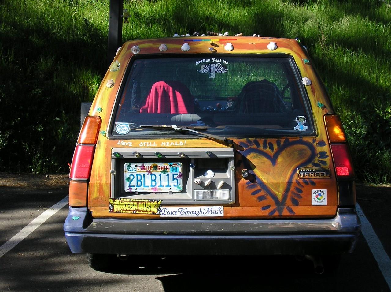 California Car 3