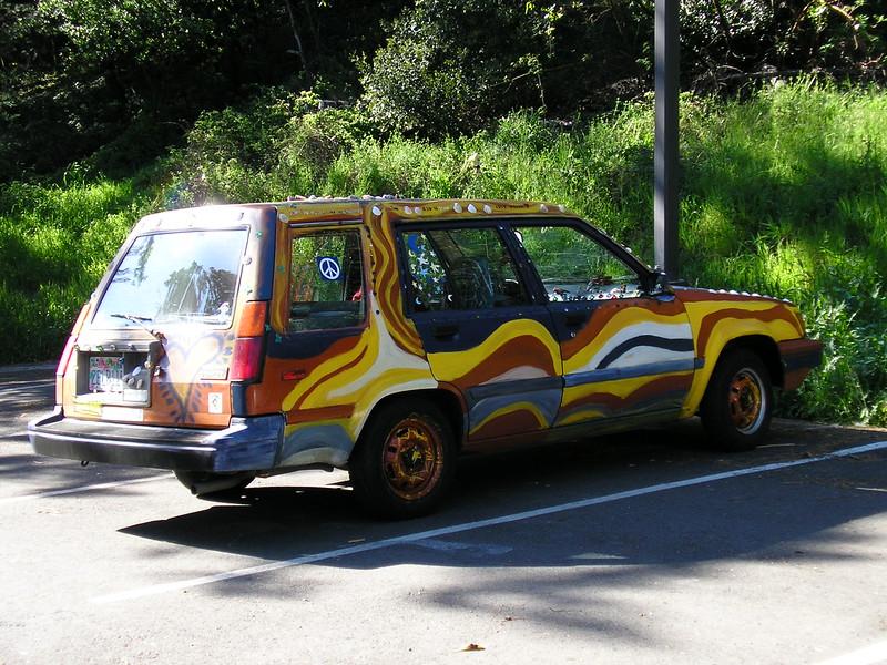 Calfornia Car 1