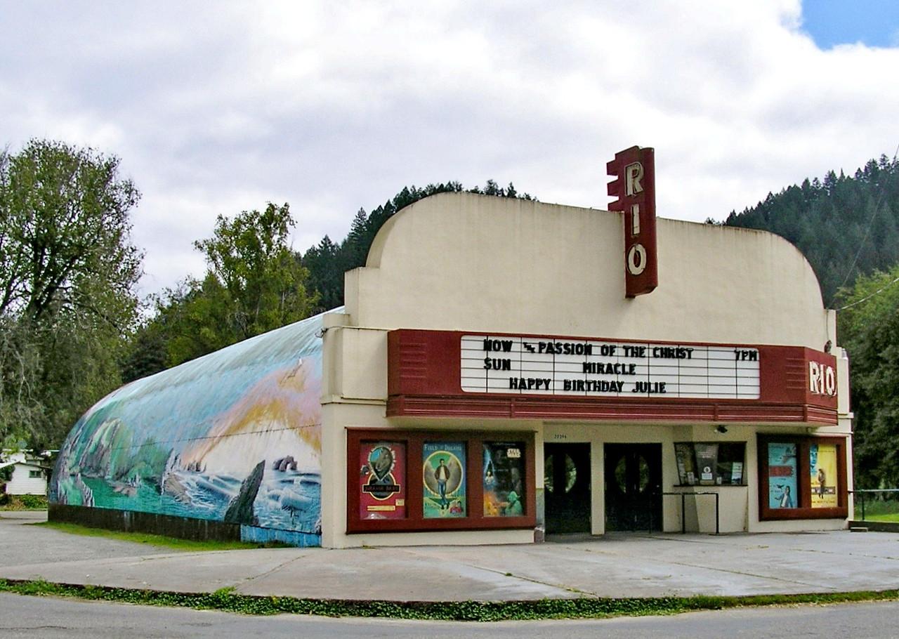 Rio Movie Theater