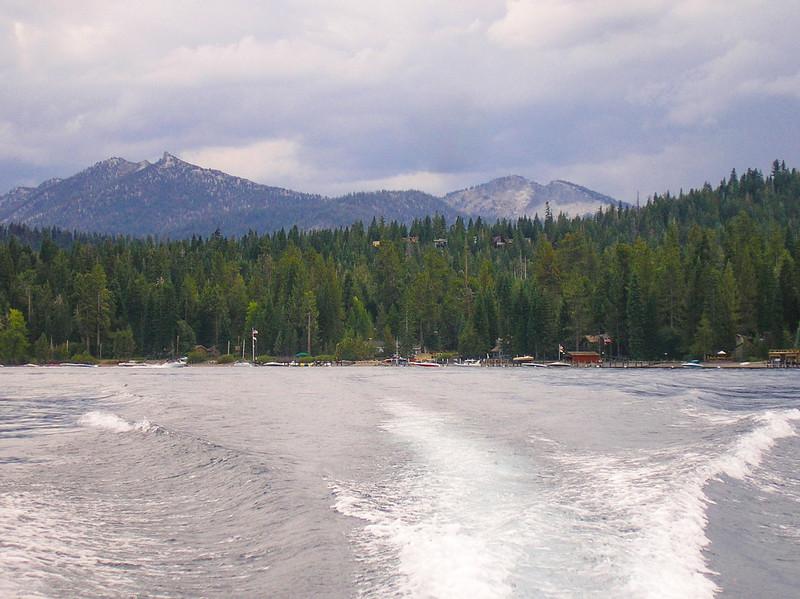 Mid-lake