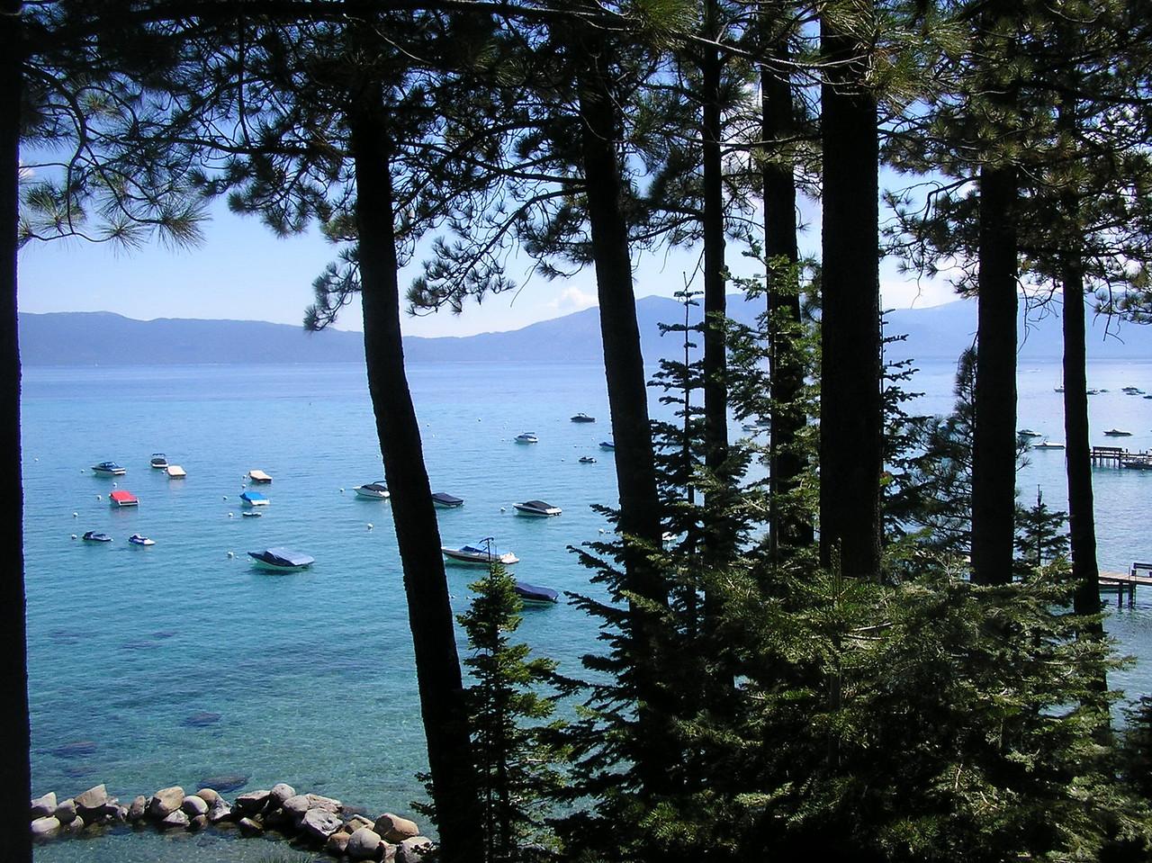 Southern View of Lake Tahoe
