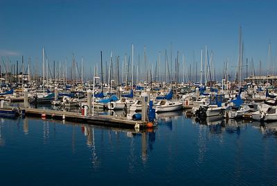 Monterey, Fisherman's Wharf