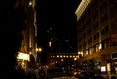San Francisco - Union Square and Powell