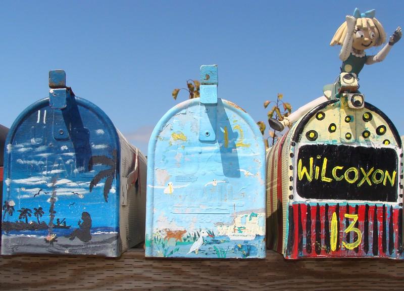 Napa St. Galilee Harbor Mailboxes 3