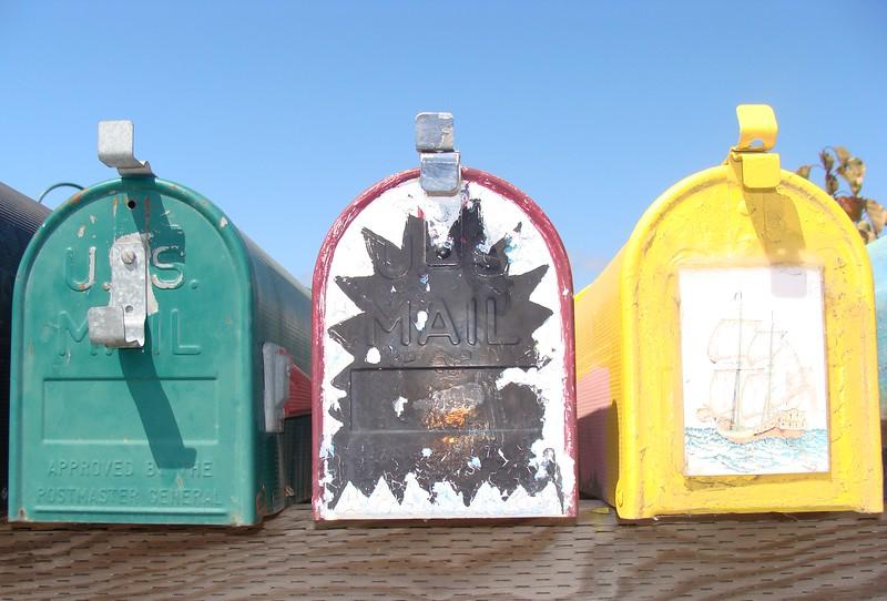 Napa St. Galilee Harbor Mailboxes 5