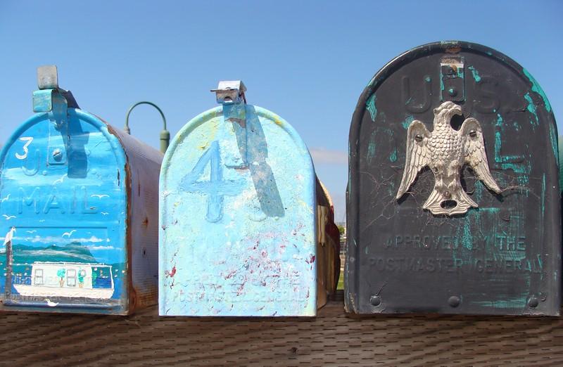 Napa St. Galilee Harbor Mailboxes 6