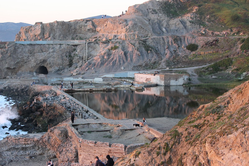 Sutro Baths Historic Area