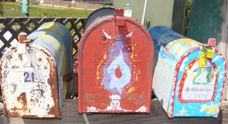 Napa St. Galilee Harbor Mailboxes 8