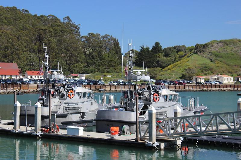 Golden Gate Boat