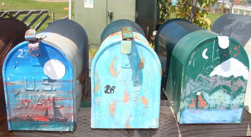 Napa St. Galilee Harbor Mailboxes 10