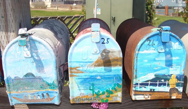 Napa St. Galilee Harbor Mailboxes 9