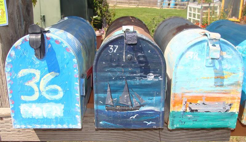 Napa St. Galilee Harbor Mailboxes 13