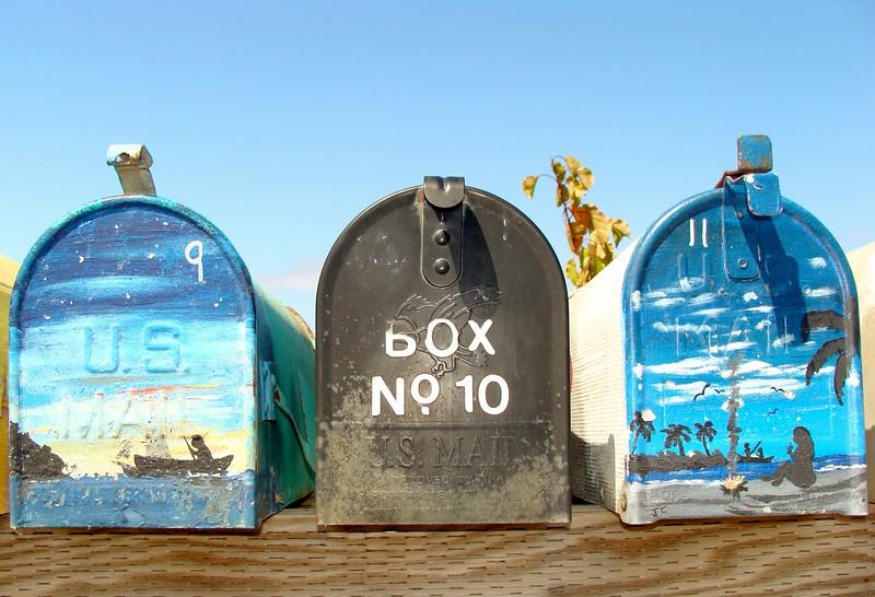 Napa St. Galilee Harbor Mailboxes 4