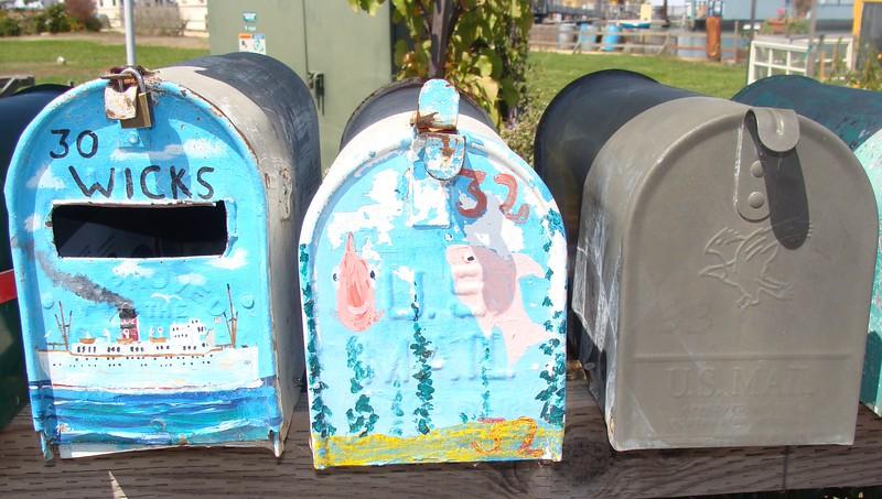 Napa St. Galilee Harbor Mailboxes 11