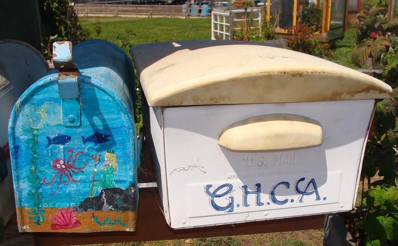 Napa St. Galilee Harbor Mailboxes 14