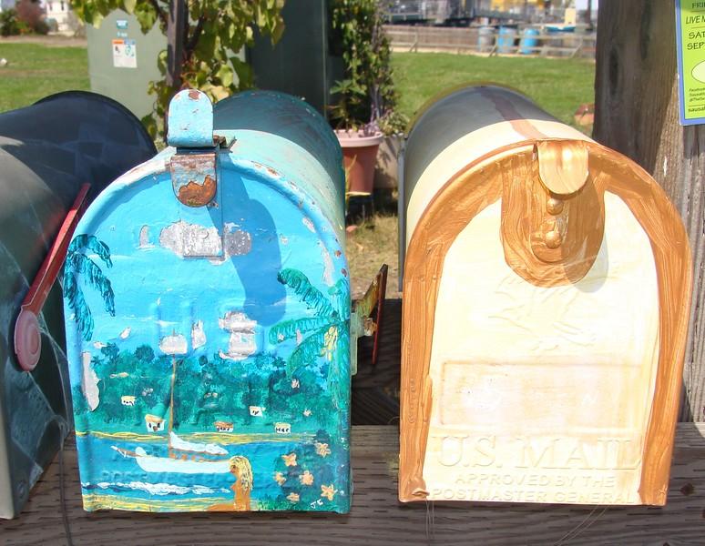 Napa St. Galilee Harbor Mailboxes 12