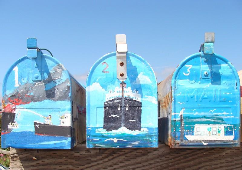 Napa St. Galilee Harbor Mailboxes 7