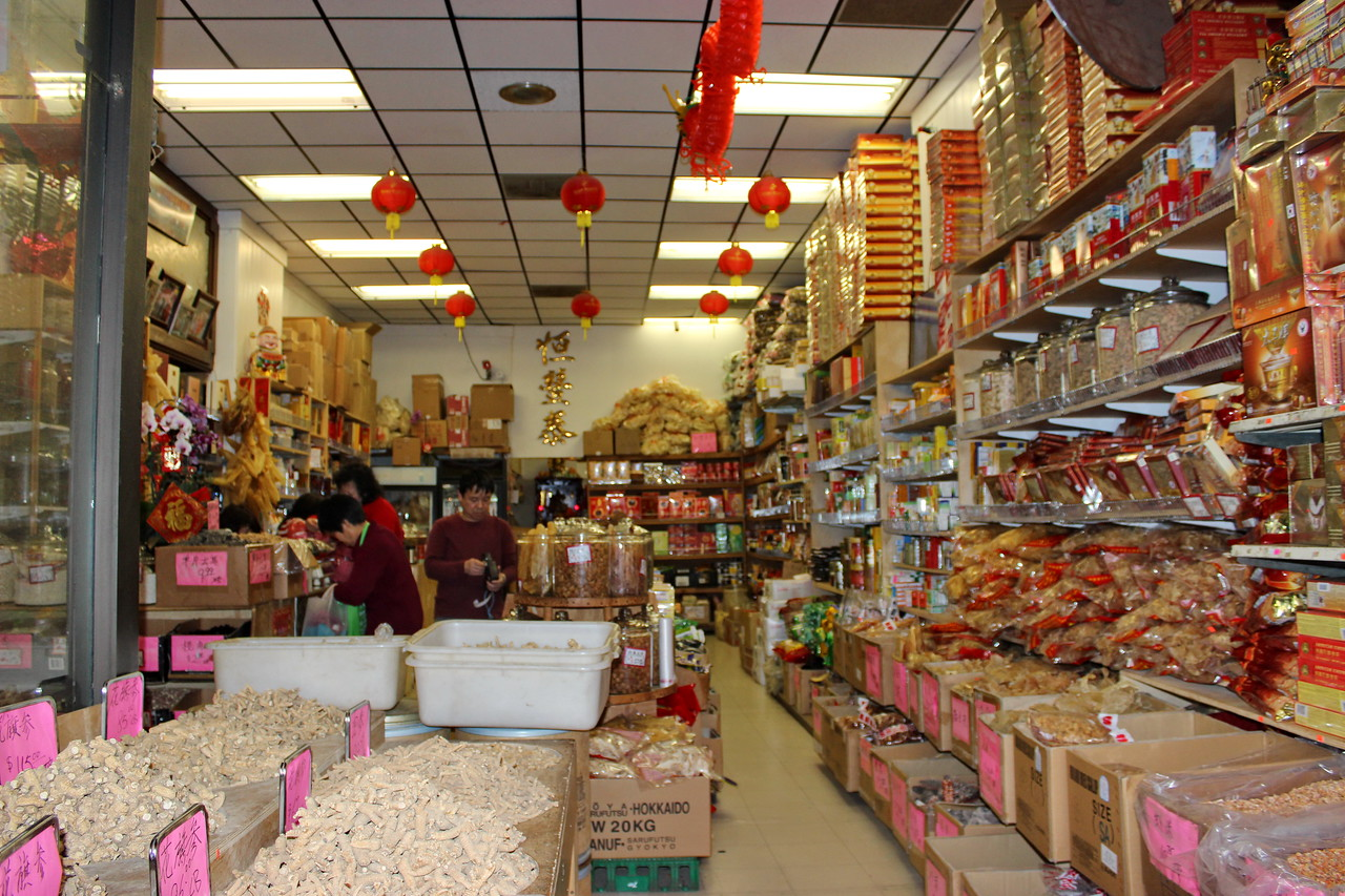 Chinese Food Store